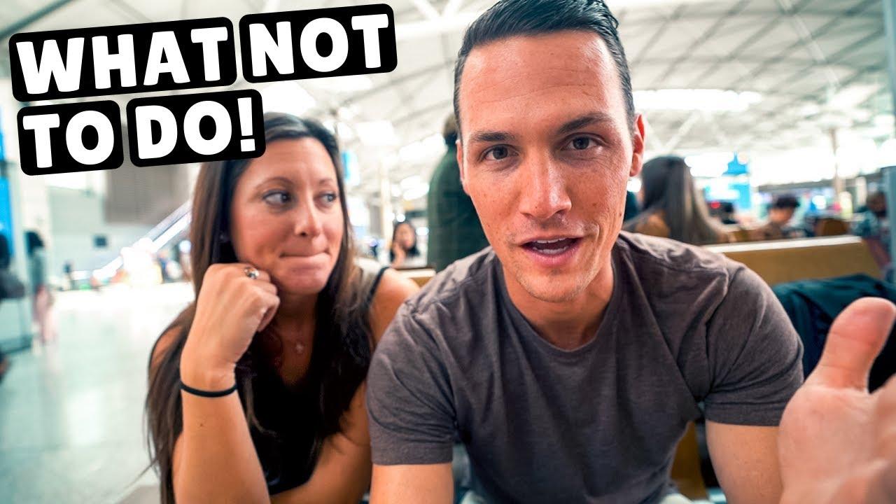 How NOT to Travel! (South Korea to Vietnam)