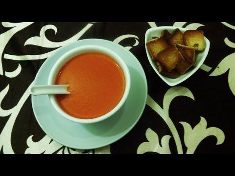 Tomato Soup - The classic way!