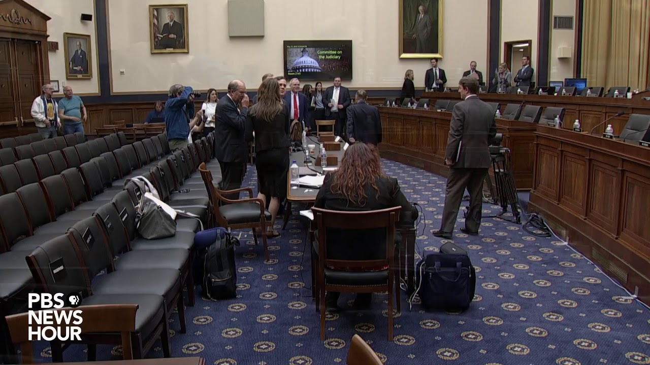 WATCH LIVE: House Judiciary Committee holds hearing on executive privilege & congressional oversight