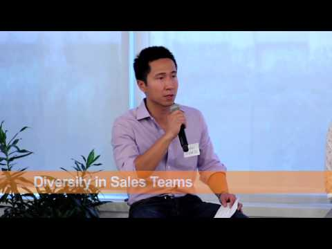 How to Build Diversity in Startup Sales Teams