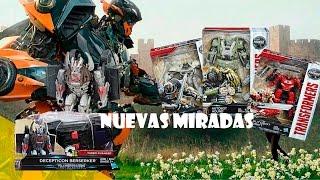 Transformers The Last Knight - Nueva Mirada a HodRot y a los Legends, Deluxes y Voyager
