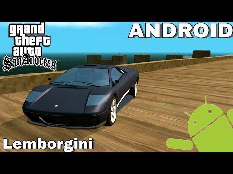 Gta San Andreas how to Install Lemborgini Car Mod Android