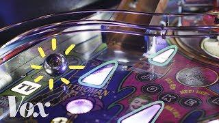 Pinball isn't as random as it seems