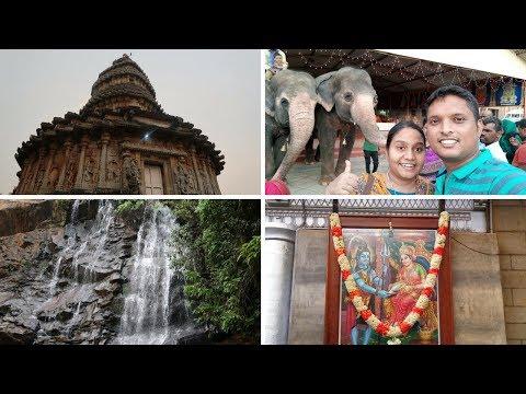 Chikmagalur Day 3   With Budget   Sringeri   Sirimane Falls   Horanadu