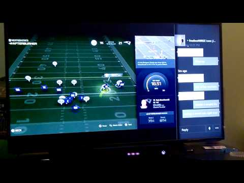 NFL APP XBOX ONE NEXT GEN STATS FANTASY FOOTBALL