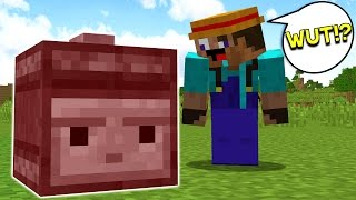 1 WAY TO KILL YOUR NOOB FRIEND IN MINECRAFT