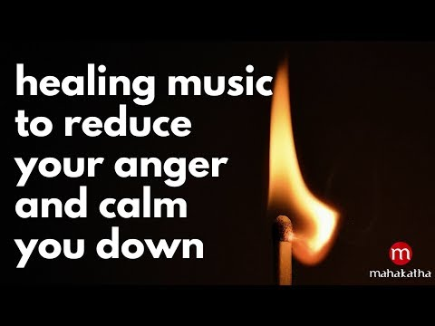 MUSIC TO REDUCE ANGER ❯ CALM YOUR MIND INSTANTLY  ❯ FEAT - SARASWATHI RAGA