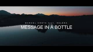 Manuel Costa ft Helèna - Message in A Bottle (Lyrics Video) [The Police Cover Remake*