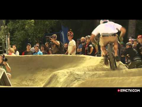 Pumping Circles: Ultimate Pump Track | Crankworx Whistler 2014