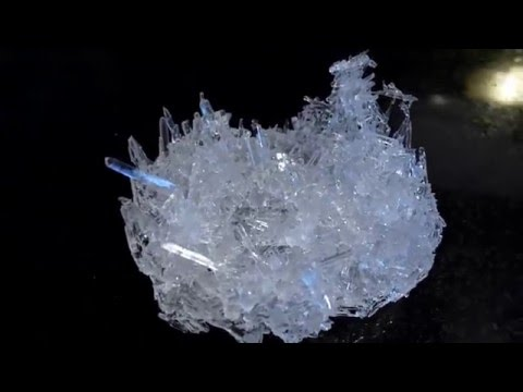 Grow Epsom Salt Crystals!