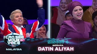 [FULL] I Can See Your Voice Malaysia (Musim 2) Minggu 4 Bersama Datin Alyah | #ICSYVMY