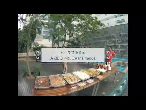 BBQ GATHERING With Mulia Group, Signature Tower project TEAM [ TIMELAPSE ]
