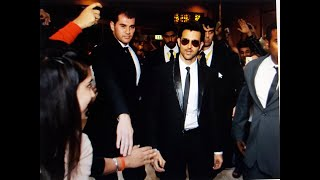 Hrithik roshan at dubai mall
