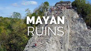 10 Most Amazing Mayan Ruins - Travel Video