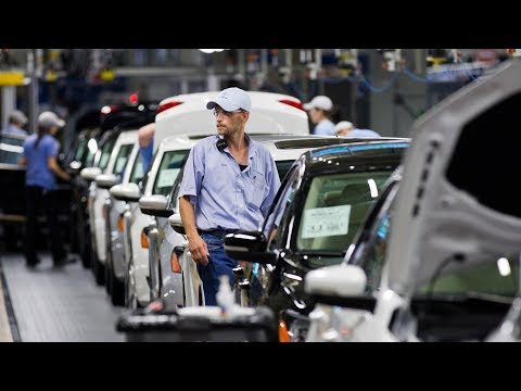 How Canada's Auto Industry Is Vanishing under NAFTA
