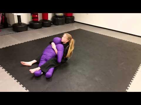 Century Martial Arts grappling dummy drills