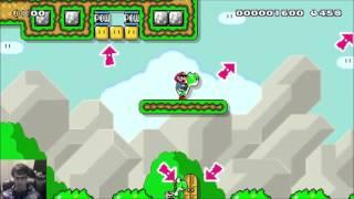 Paper Mario 64 - Anti-Guy Unit when you make 3 mistakes