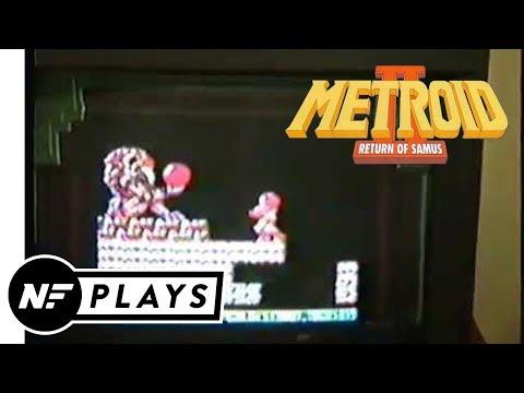 Vintage Footage: Lucas Plays Metroid II in 1995!