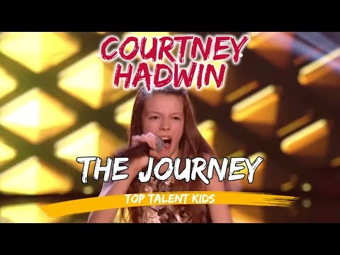 Xxx Mp4 🌟 COURTNEY HADWIN 🌟 The Journey TOP 5 And Preauditions AGT The Voice Kids UK 3gp Sex