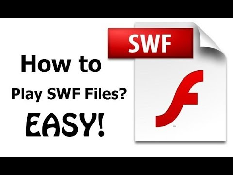 How to play SWF. Files. Play Flash game