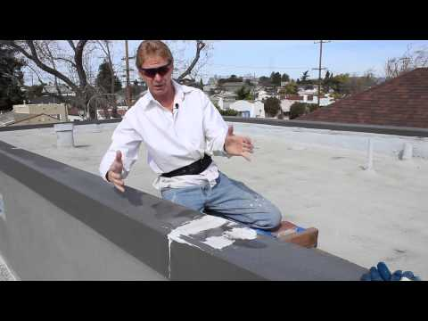 how to fix/repair Leaking roof flashing