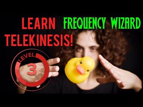 LEARN TELEKINESIS FAST - LEVEL 3! BINAURAL BEATS SUBLIMINAL AFFIRMATIONS MEDITATION