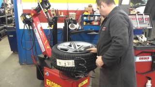 Garage St-Eustache: Changement de pneu