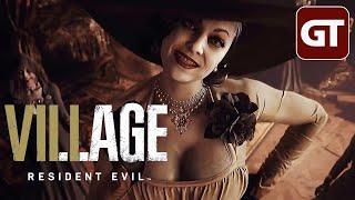 Resident Evil: Village #2 - Mega-Stress mit Dimitrescue - PC Gameplay