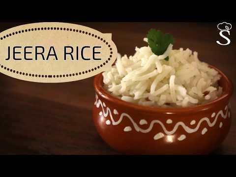 Jeera Rice Recipe | How to make Jeera Rice Restaurant Style by Shree's Recipes