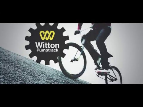 WITTON PUMP TRACK | BMX Track Blackburn