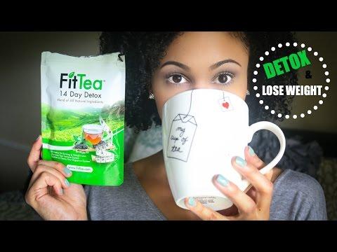 14 Day Detox: Fit Tea Review