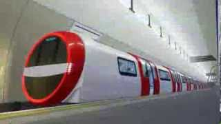 [FULL] The Tube of the Future London Train