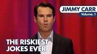 Riskiest Jokes - VOL. 1 | Jimmy Carr