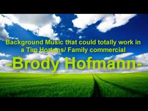 Gentle Background Music - Brody Hofmann