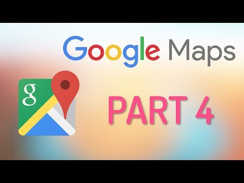 Updated Google Maps Tutorial  |  PART 4  (Android Tutorials)