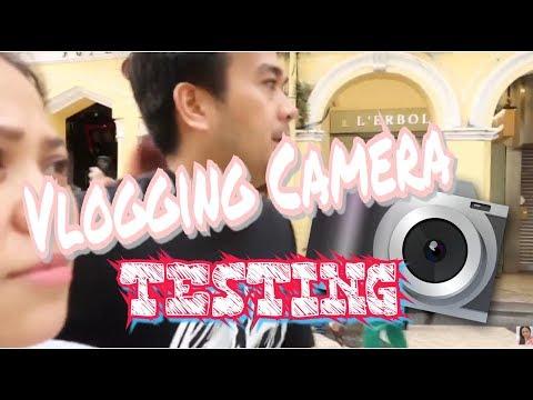 VLOGMAS: NEW VLOGGING CAMERA TESTING (CANON G7x Mark ii)