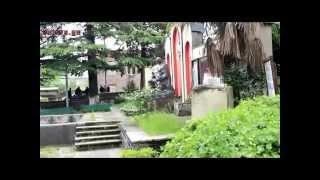 სტალინის მოსიარულე ძეგლი აკურაში და საბჭოთა სიმბოლიკები კახეთში