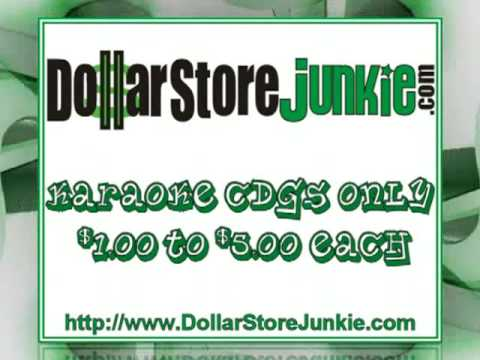 Do you want some Karaoke CDGs? How about $5? Dollar Store Junkie - Your Online Dollar Store.