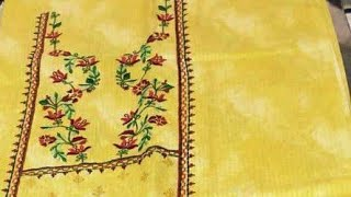 Punjabi Suits With Machine Embroidery Designs Videos 9tube Tv