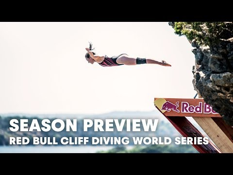 Why you should watchRed Bull Cliff Diving World Series 2018.