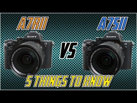 Sony A7Rii vs Sony A7Sii / 5 Things To Know