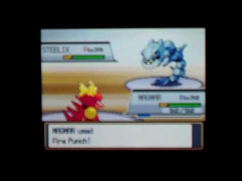 Pokémon Soul Silver: Gym Leader Jasmine