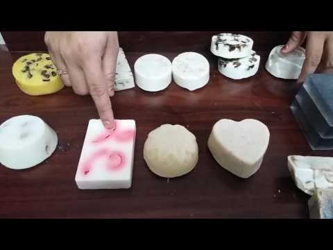 How to make homemade soap in hindi - Handmade soap