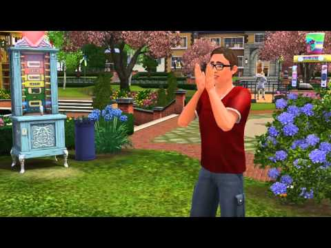 The Sims 3 Seasons   A Walkthrough Video
