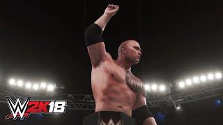 WWE 2K18 Dream Match: Seth Rollins vs. The Rock
