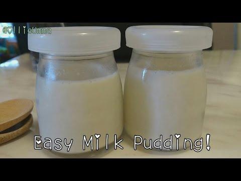 Milk Pudding - Ollie Umma