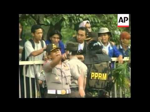 INDONESIA: JAKARTA: BUSINESS CENTRE CLOSED