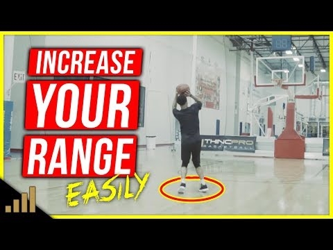 How to: Increase Your Range in Basketball (Secrets to Easily Shoot Farther)