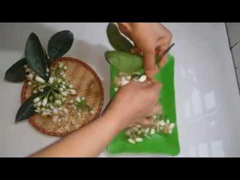 Cách làm nước hoa bưởi đơn giản tại nhà!