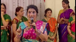 महाराष्ट्रीयन मंगलागौरीचे पारंपरिक खेळ (Mangalagauri 2017)-3